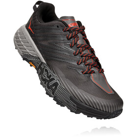 Hoka One One Speedgoat 4 Sko Herrer, dark gull grey/anthracite
